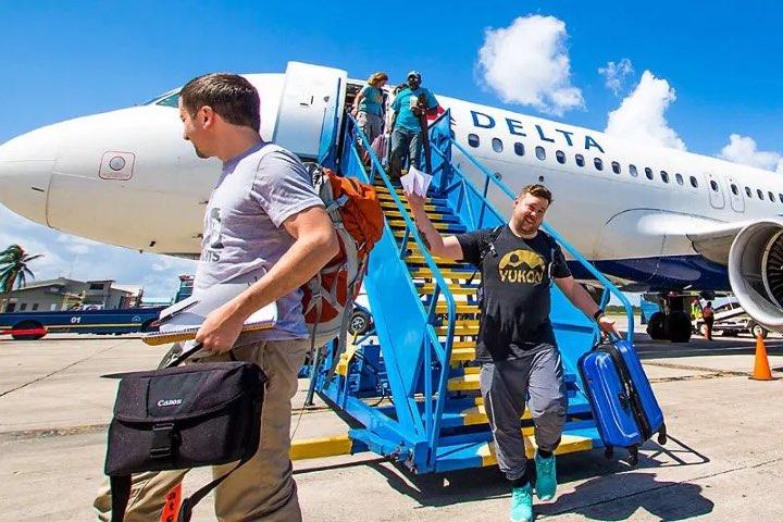 Belize reabre sus fronteras para recibir al turismo. Foto: Tropic Air