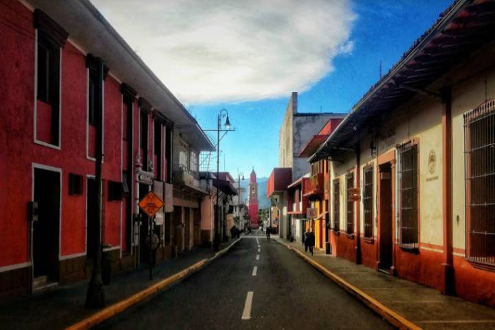 Calles de Orizaba - Foto Luis Juárez J.
