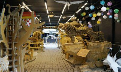 Carton King Creative Park de Taiwan. Foto: Lemon Film
