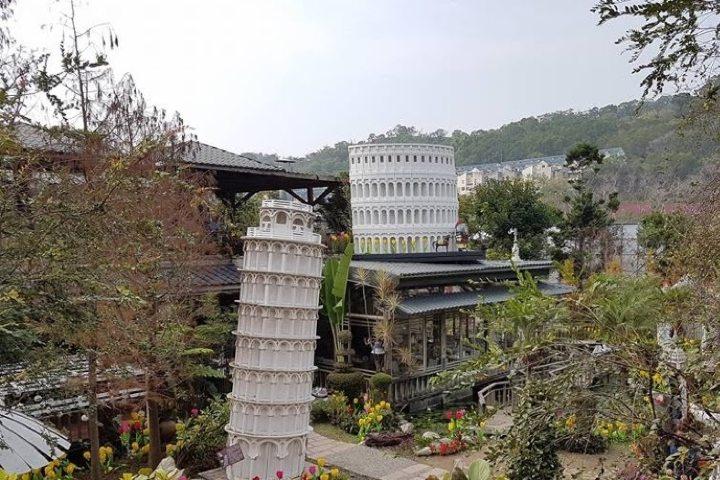 Carton King Creative Park de Taiwan. Foto: Wandering Fel