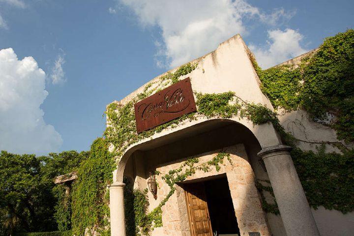 Una hacienda con tradición, eso es Casa Noble. Foto: Thrillist