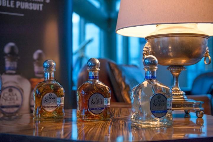 Los tequilas de Casa Noble son una delicia desde lo visual. Foto: Revista El Conocedor
