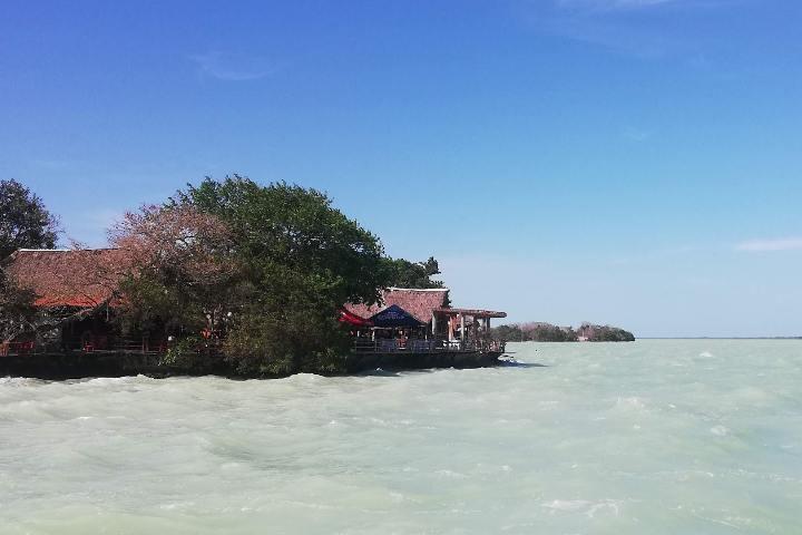 Laguna Guerrero - Foto Luis Juárez J.