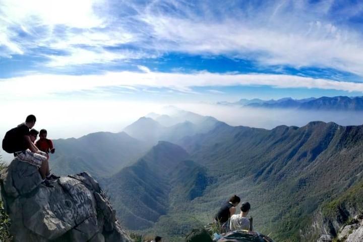 Disfruta de los tours por el Cerro de la Silla de Monterrey. Foto: Nuevo León en Fotos