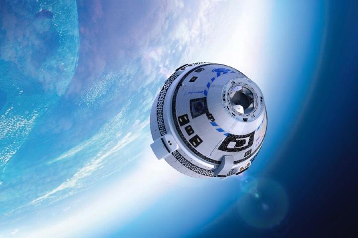 Cohete que será lanzado el 30 de julio. Foto: Kennedy Space Center