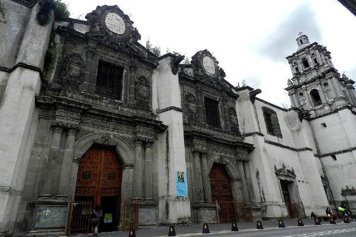 Convento de la Concepción. Foto: Ststicflickr