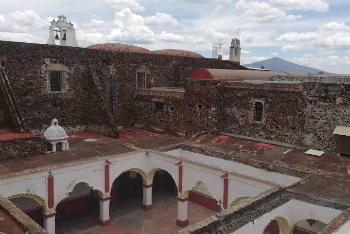 Convento de las Capuchinas - Foto Luis Juárez J.