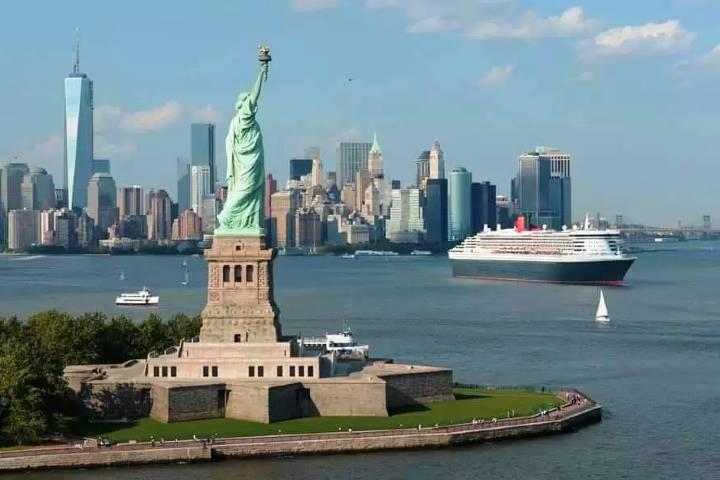 Cruceros en el Puerto de Nueva York. Foto: City Travel NYC