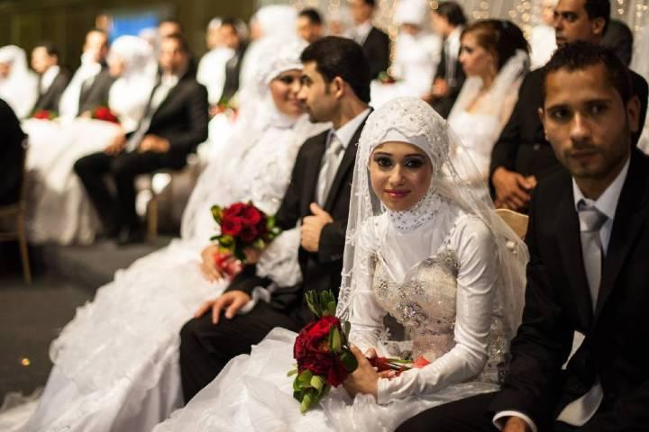 El camello se sirve en eventos especiales como las bodas. Foto: Archivo
