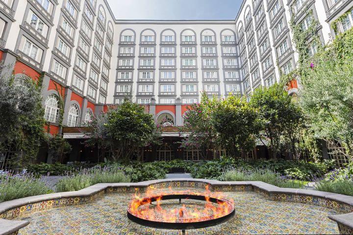 Descubre las experiencias que puedes vivir hospedándote en este hotel de la CDMX. Foto: Four Seasons