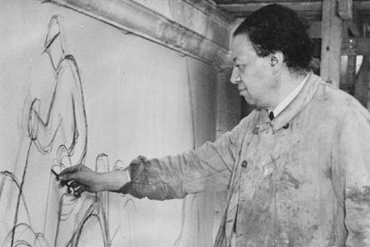 Diego Rivera es uno de los más reconocidos muralistas mexicanos. Foto: InStyle