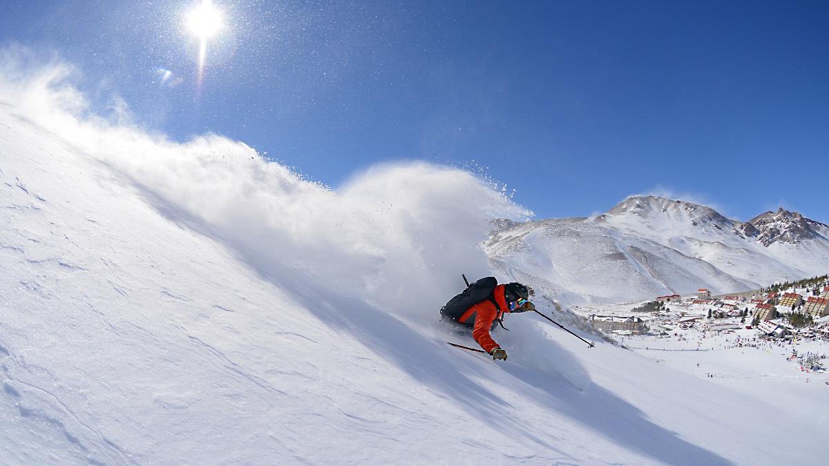 Disfruta de los deportes de invierno en Argentina. Foto: INPROTUR