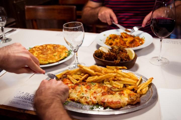 En Buenos Aires encontrarás lo clásico y lo conceptual de la gastronomía Argentina. Foto: INPROTUR