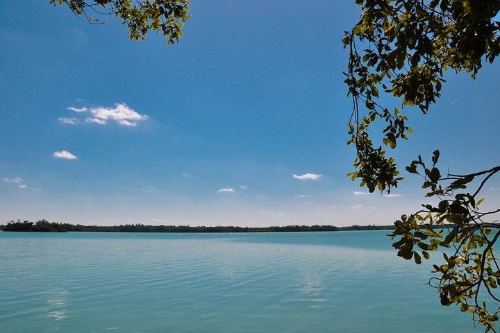 Laguna Milagros un paraíso de mucha tranquilidad natural. Foto: Francisco Castillo