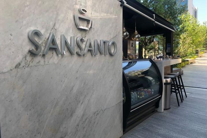 Establecimiento Sansanto Café en CDMX. Foto: Find Local Businesses