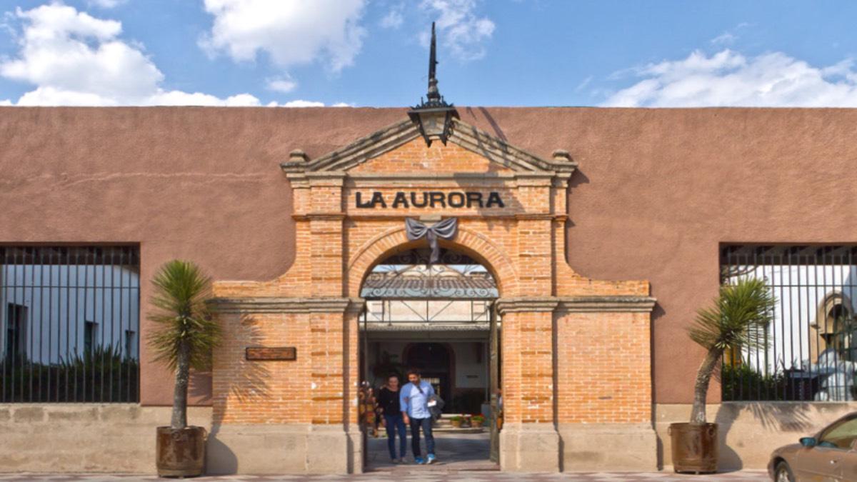 Fábrica La Aurora. Foto: De Paseo 2