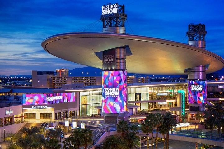 Fashion Show Mall. Foto: Essential Vegas