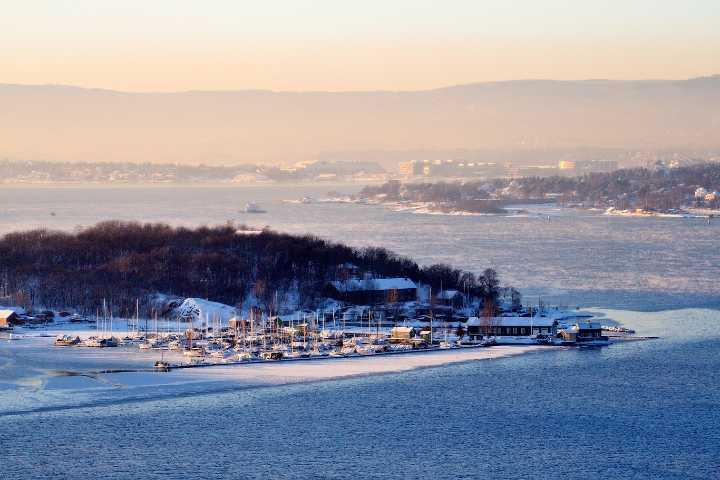 Fiordo de Oslo. Foto: Diario del Viajero