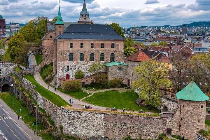 Fortaleza de Akershus, Oslo. Foto: Ciudades mundiales