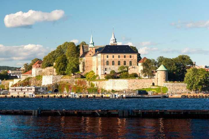 Fortaleza de Akershus en Oslo. Foto: Sitio Web