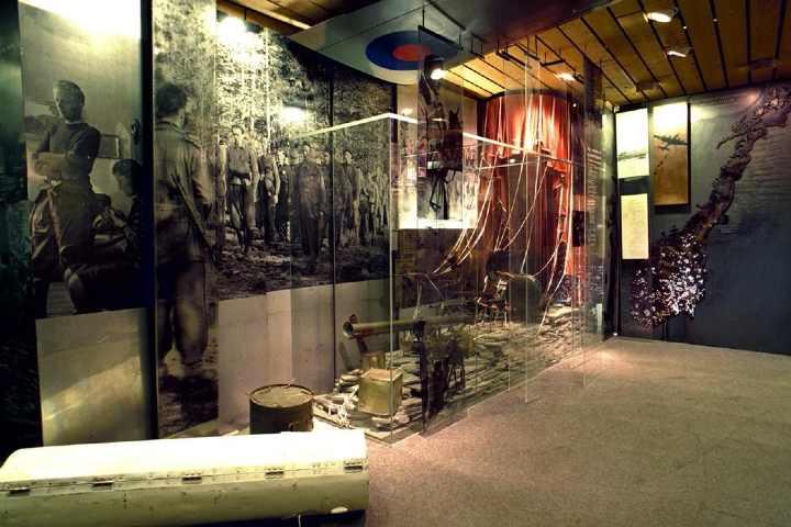 Fortaleza de Akershus, Museo de la Resistencia. Foto: Visit Oslo