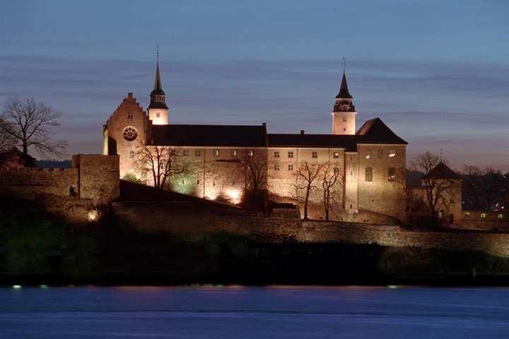 Fortaleza de Akershus. Foto: Visit Oslo
