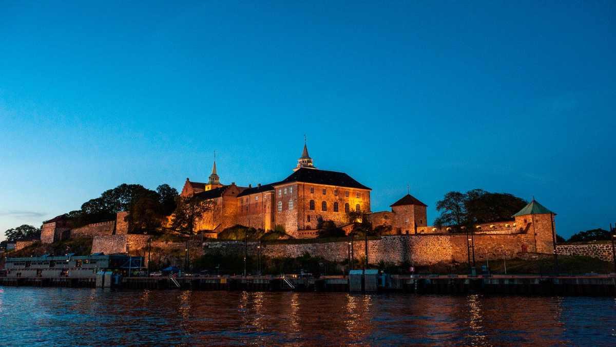 Fortaleza de Akershus en Oslo. Foto: Visit Norway