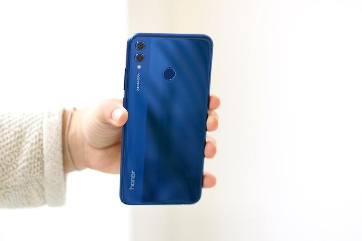 Huawei Honor 8X. Foto: My Computer