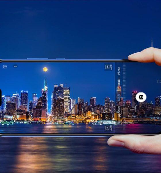 Huawei Honor 8X. Foto: Honor