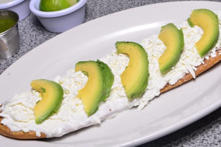¿No se antoja un delicioso? Foto: Restaurante El Huarache Azteca | Facebook