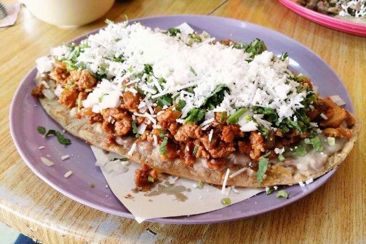 Los huaraches son antojitos mexicanos deliciosos. Foto: Luis Ramirez | Pinterest
