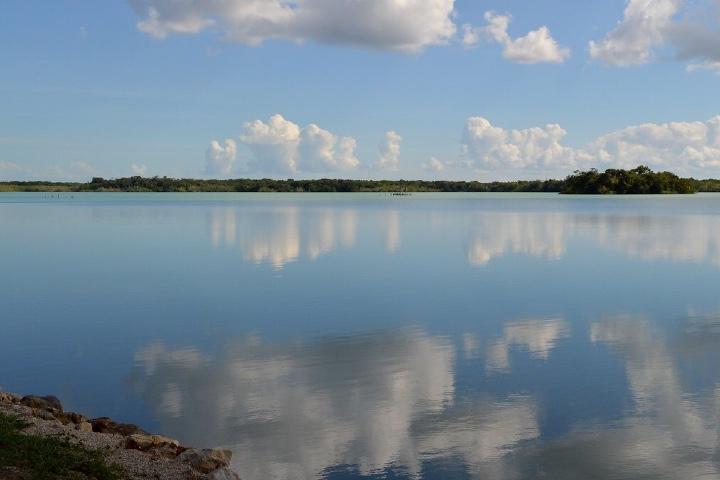 Huay Pix, Laguna Milagros. Foto: Antonio Graham