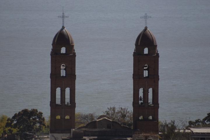 Iglesia de Mezcala. Foto: Turismo Jalisco
