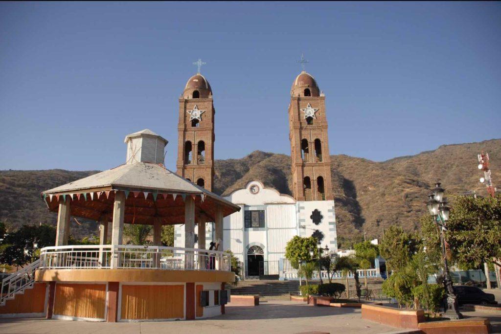 Iglesia de Nuestra Señora de la Asunción. Foto: Turismo Jalisco