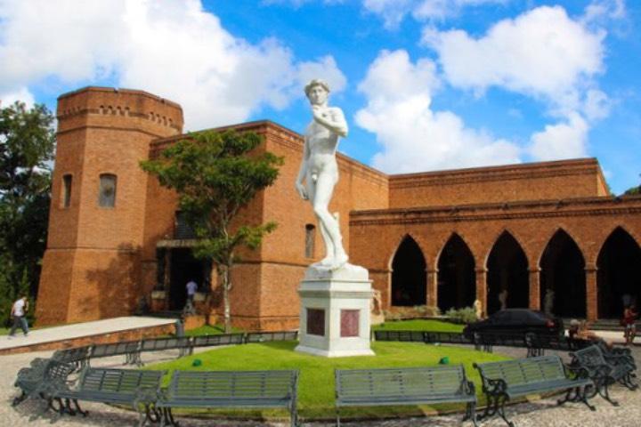 Instituto Ricardo Brennand de Recife en Brasil, uno de los museos más visitados de Latinoamérica. Foto: TripAdvisor