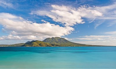 Isla Nieves, Mar Caribe. Foto: The Telegraph