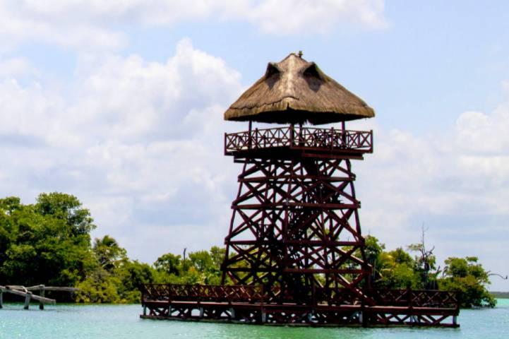 Isla Tamalcab - Imagen turismo Chetumal