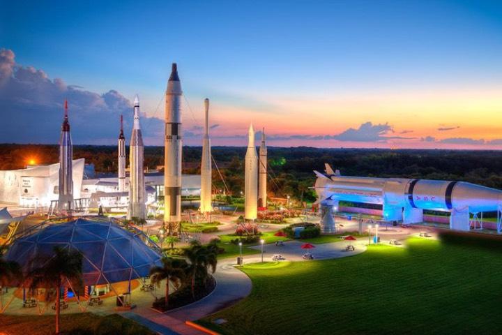 Kennedy Space Center. Foto: Viator