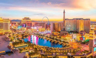 Strip de Las Vegas. Foto: Sitio Web