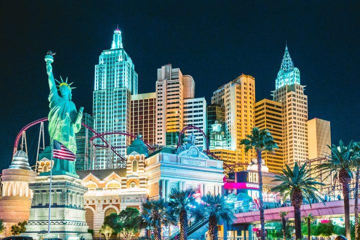 """Las Vegas """"la ciudad del pecado"""". Foto: Smart Meetings"""