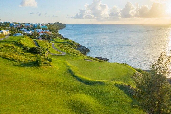 Las vistas son simplemente impresionantes. Foto: The St. Regis Bermuda Resort | Facebook
