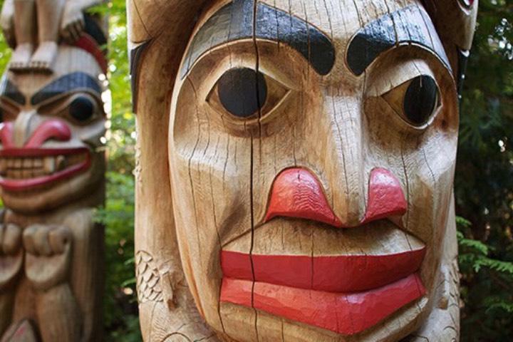 Los detalles de los tótems son espectaculares. Foto: Vancouver is Awasome