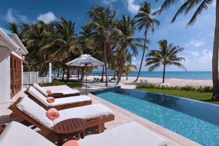 Los hoteles Gold Standard de Belize abren sus puertas a los turistas. Foto: Medium
