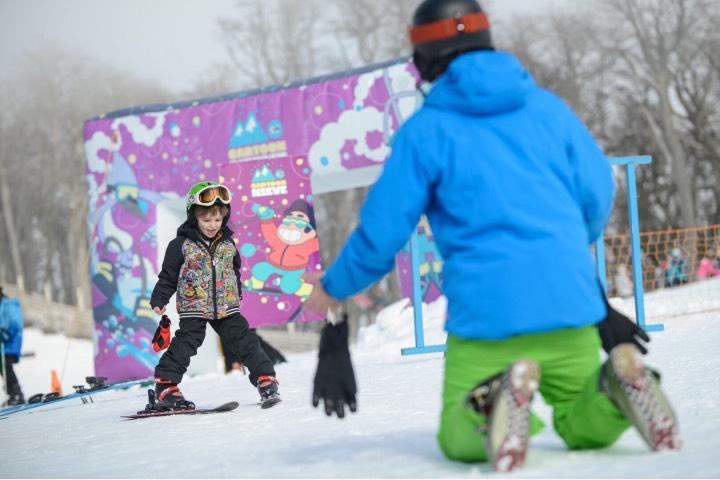 Los más pequeños también pueden ser partícipes de la aventura y diversión. Foto: INPROTUR