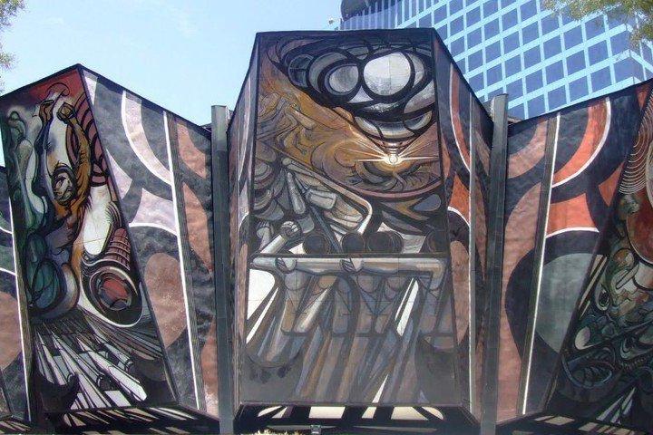 Murales históricos de la CDMX. Foto: Cultura Colectiva