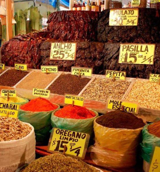 Mercado de La Merced de la CDMX. Foto: Sitio Web