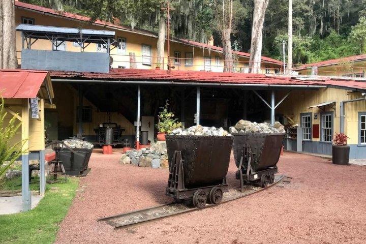 Mina Dos Estrellas en Tlalpujahua, Michoacán. Foto: Quadratín