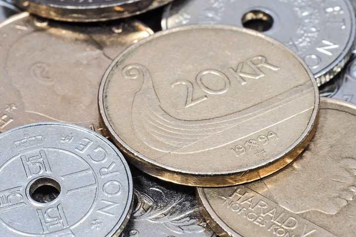 Moneda Corona de Noruega. Foto: ViajeJet