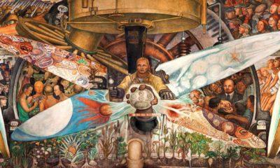 Murales históricos de la CDMX. Foto: Merkdearte