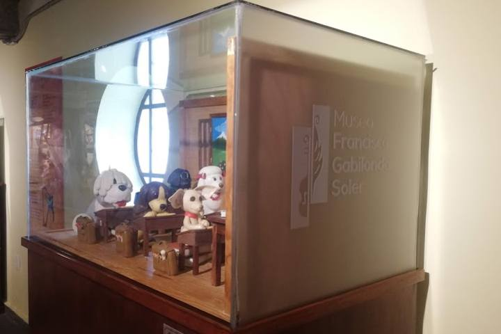 Museo Francisco Gabilondo Soler - Foto Luis Juárez J.